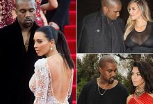 Δεν υπάρχει! 25 φορές που η κάμερα έπιασε τον Kanye West να κοιτάζει τις καμπύλες της Kim Kardashian