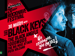 30 Μαΐου οι Black Keys στο Rockwave!!