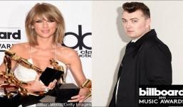 Taylor Swift, Sam Smith και One Direction σάρωσαν στα Billboard Music Awards! Δείτε όλους τους νικητές