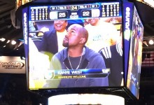 Aποδοκιμασία για τον Kanye West