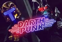 Πόσο τέλειο! Daft Punk και Star Wars σε ένα τρελό video
