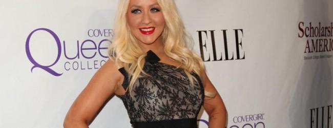 Η Christina Aguilera γυμνή στο Instagram!!