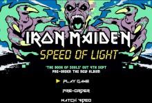 Οι Iron Maiden έβγαλαν νέο δίσκο αλλά εσείς αν θέλετε μπορείται να παίξετε μόνο τα ..video games