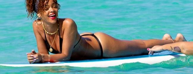 H Rihanna τοποθετήθηκε για το θέμα Kanye West