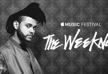 The Weeknd, The Chemical Brothers και Take That στο Apple Music Festival