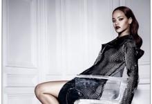 Sexy και στιλάτη η Rihanna στη νέα καμπάνια του Dior