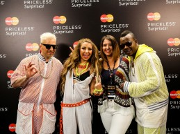 MasterCard Priceless Surprise @ Mad Video Awards by Coca Cola
