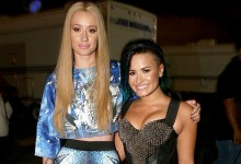 H Iggy Azalea έκανε ντουέτο με την Demi Lovato χωρίς καν να ακούσει το τραγούδι