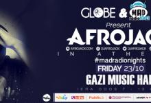 O Afrojack στην Αθήνα  από την Globe και το  Mad Radio 106,2 !