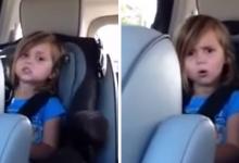Αξιολάτρευτο κοριτσάκι μαθαίνει ότι ο Adam Levine είναι παντρεμένος και βάζει τα κλάματα! Τελειο video