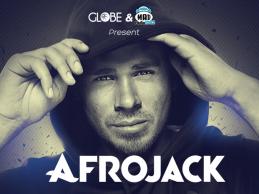 Afrojacκ για ΠΡΩΤΗ φορά στην Αθήνα από τη Globe και το Mad Radio 106.2!