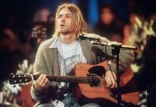 Ακυκλοφόρητο Nirvana από τα συρτάρια του Kurt Cobain