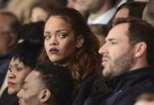 Η Rihanna και η Kendall Jenner πήγανε να δούνε.. μπάλα