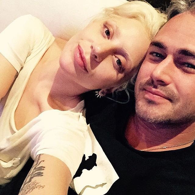 Cute-Lady-Gaga-Taylor-Kinney-Pictures