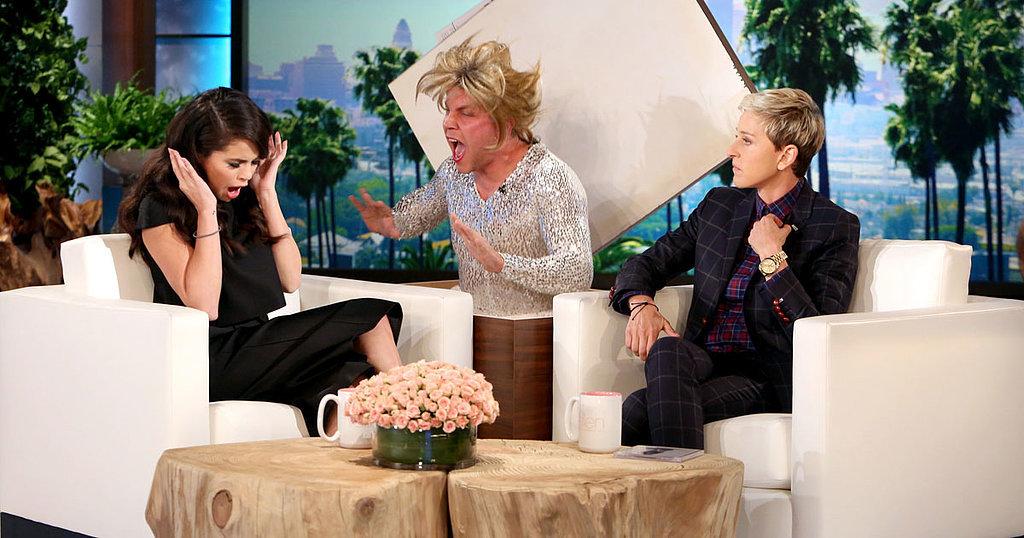 Selena-Gomez-Scares-Ellen-DeGeneres-Show