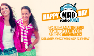 happy mad day (Cover)