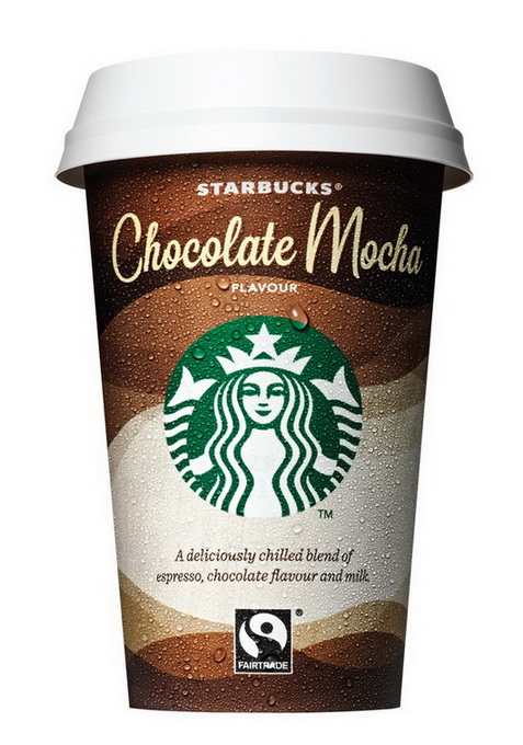 Starbucks Chilled Chocolate Mocha