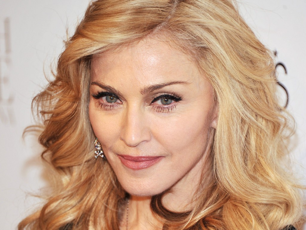 Madonna-Getty