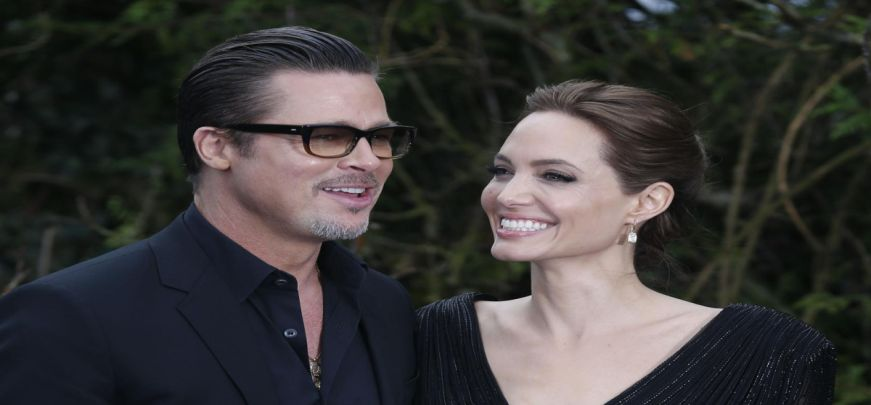 Pitt and Jolie wed