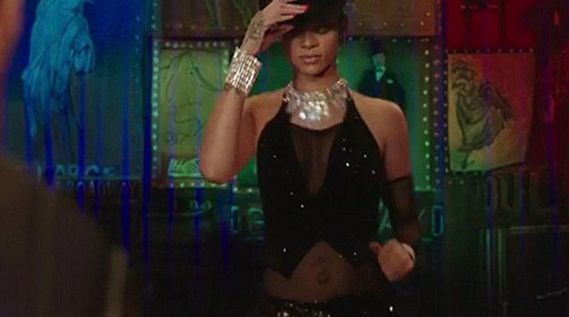 Rihanna και Cara Delevingne στο trailer της ταινίας του Luc Besson!