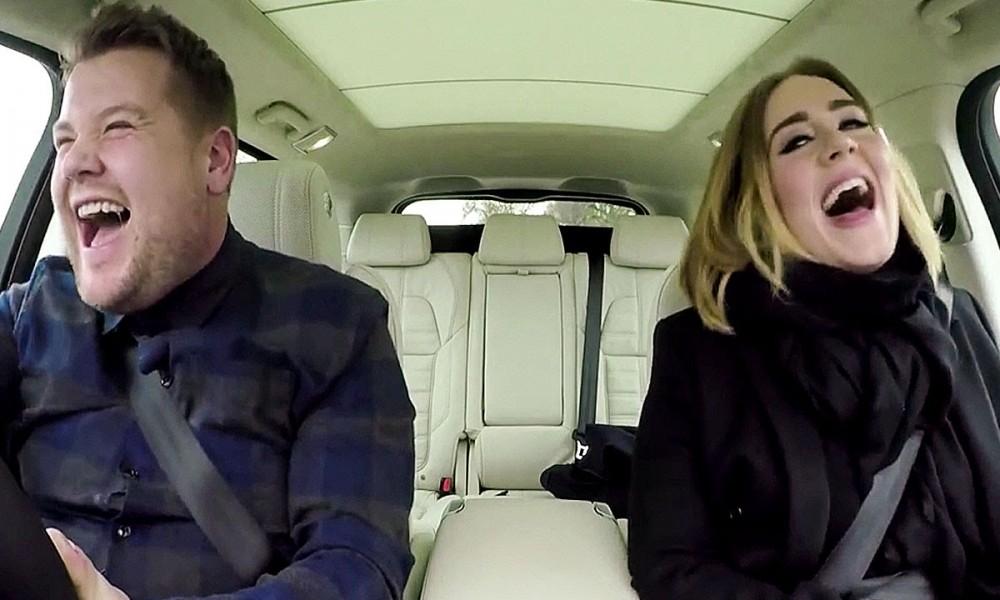Οι καλύτερες στιγμές του Carpool Karaoke για το 2016 σε ένα βίντεο!
