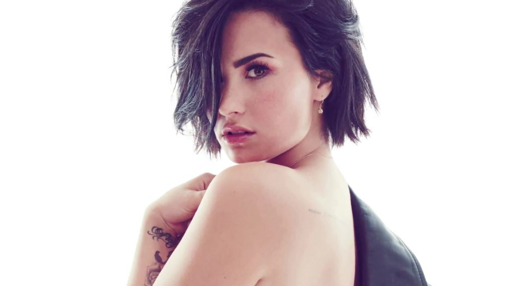 Demi Lovato στο Instagram