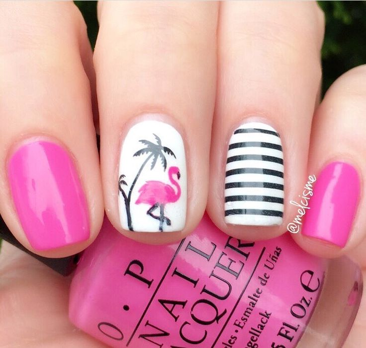 F1ba3b56199eb30028f3364c9c333f10 Gel Nail Designs Short Nails Short