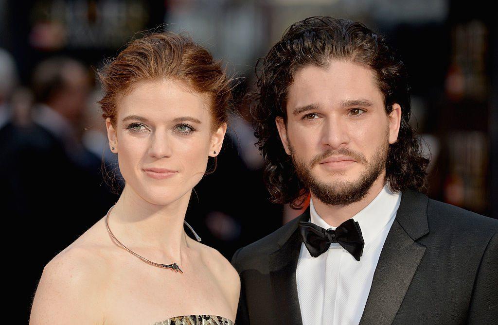 Jon Snow και η Ygritte του Game of Thrones αρραβωνιάστηκαν
