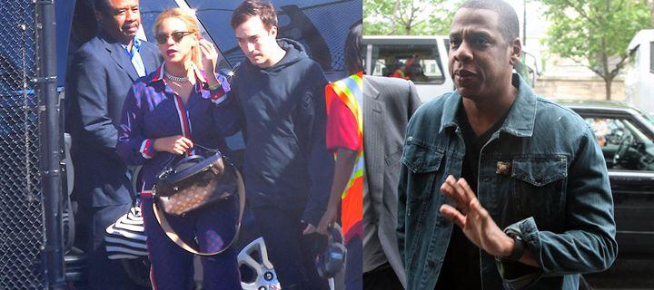 Beyonce-Jay Z: Η πρώτη δημόσια εμφάνιση με τα δίδυμα!