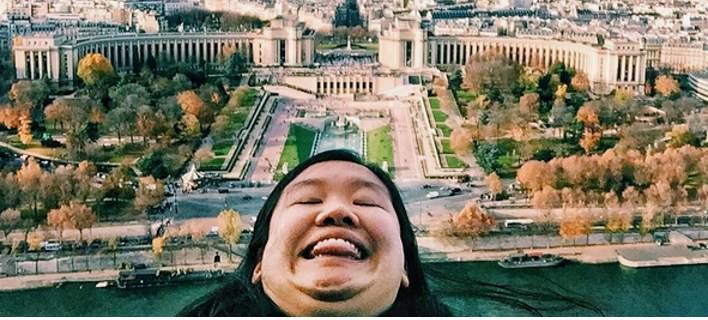 νέα, αστεία και ακομπλεξάριστη τάση στις selfie