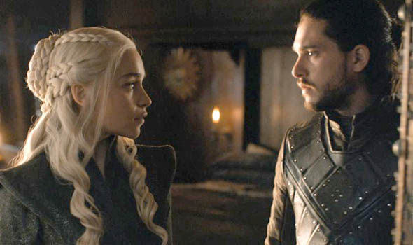 Jon Snow λέει ποια ήταν η πρώτη του εντύπωση όταν γνώρισε τη Daenerys