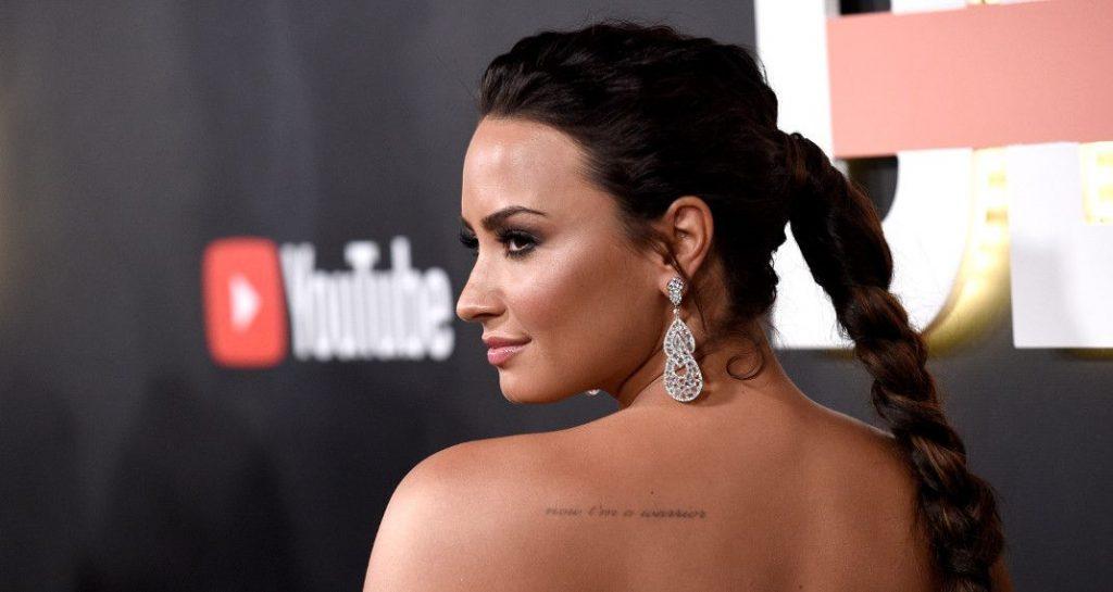 Demi Lovato: Viral η φωτογραφία με το πριν και το μετά της διατροφικής της διαταραχής
