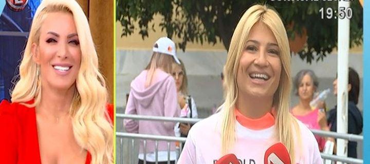Φαίη Σκορδά: Θα δούμε καλεσμένο τον Λιάγκα στην εκπομπή της