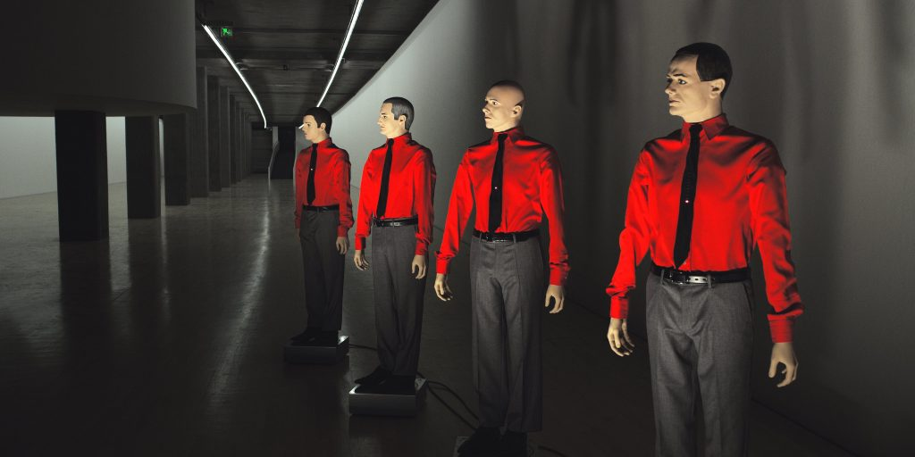 Kraftwerk έρχονται στην Αθήνα
