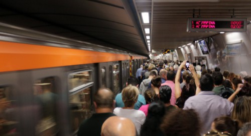 Έκτακτο: Νέες απεργίες σε Μετρό και Προαστιακό 13 και 16 Νοεμβρίου!