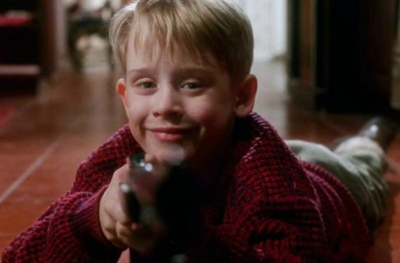 Kevin από το Home Alone