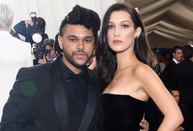 Bella Hadid και The Weeknd