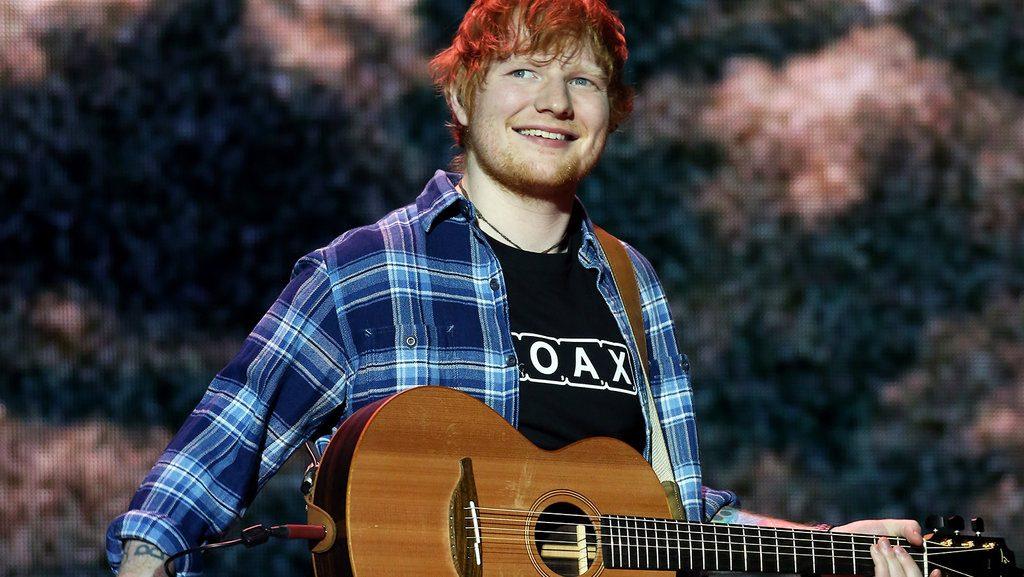 Ed Sheeran θα εγκαταλείψει το τραγούδι