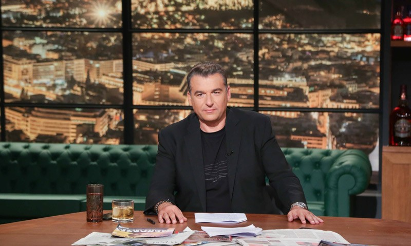 Γιώργος Λιάγκας: Η ανακοίνωση για την παραίτησή του από την ραδιοφωνική του εκπομπή Γιώργος Λιάγκας μιλά για τη διακοπή της εκπομπής του
