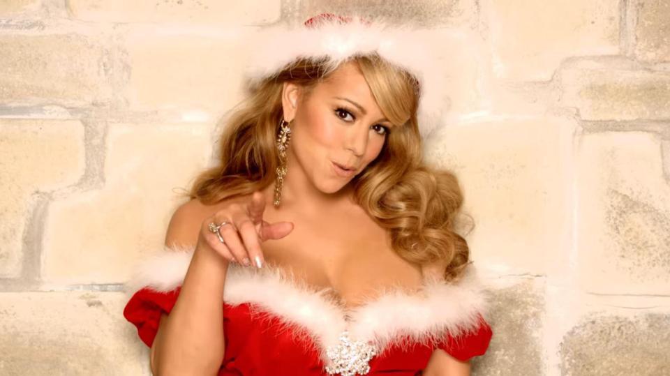 τραγούδι All I Want For Christmas Is You