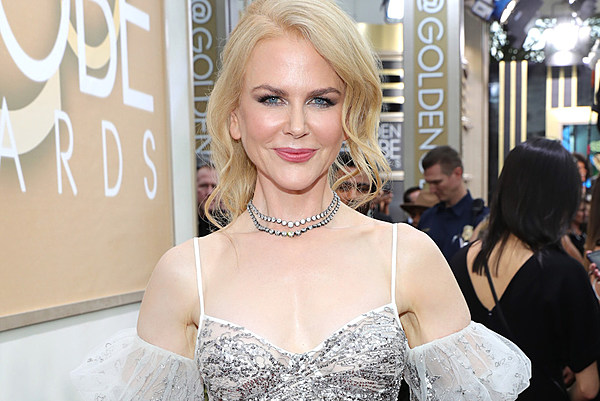 αγνώριστη η Nicole Kidman