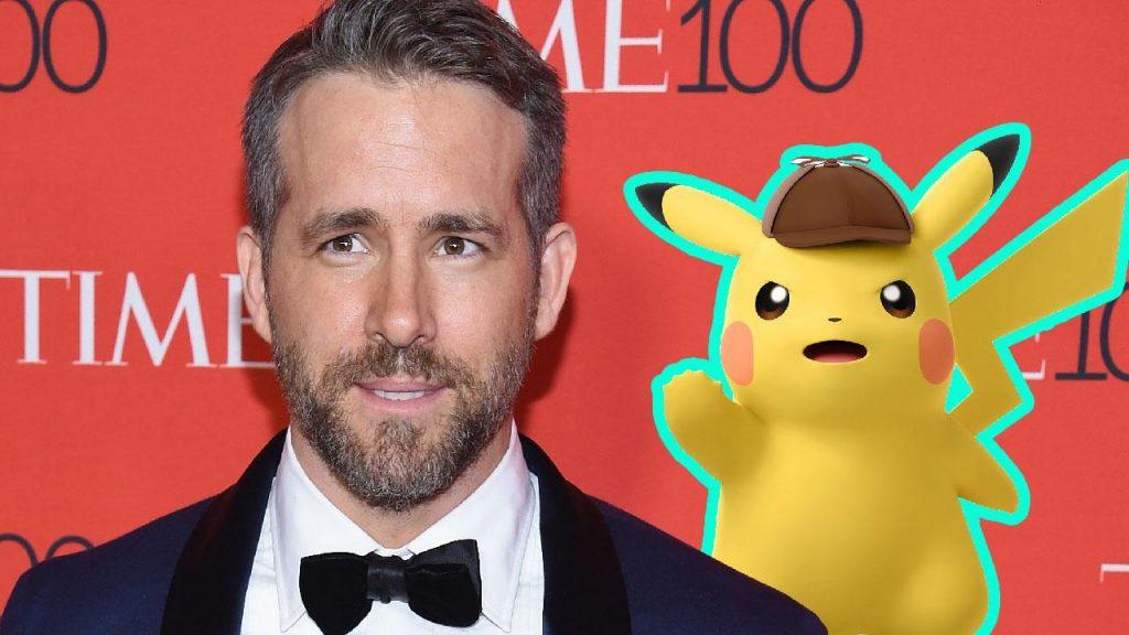 Ryan Reynolds θα παίξει τον Detective Pikachu