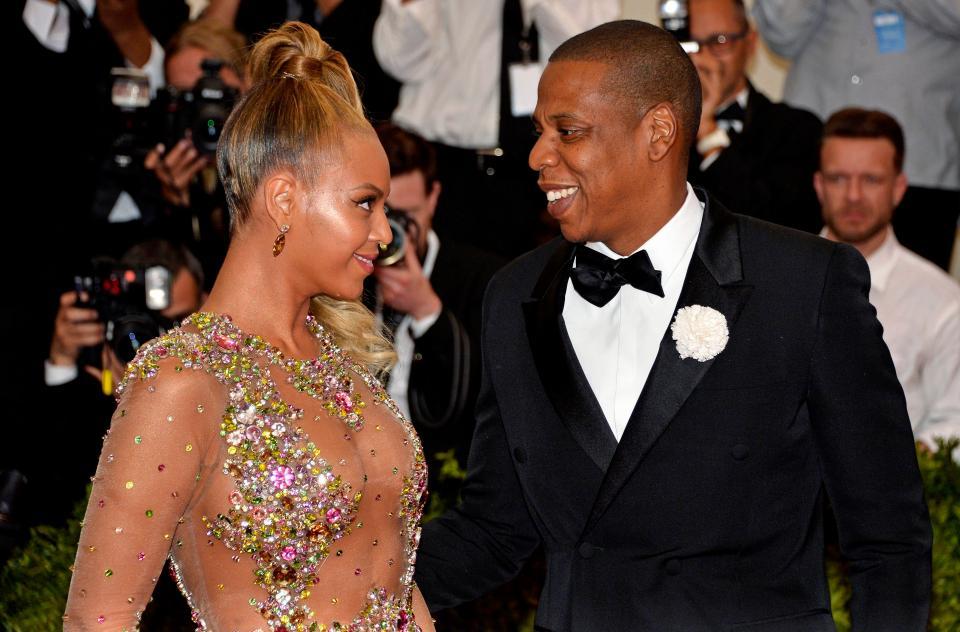 απάντηση του Jay Z όταν τον ρώτησαν αν θα συγχωρούσε την Beyonce