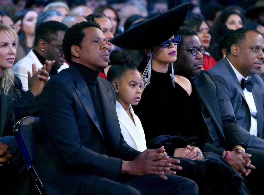 κίνηση της 6χρονης κόρης της Beyonce στα highlights της βραδιάς των Grammy's!