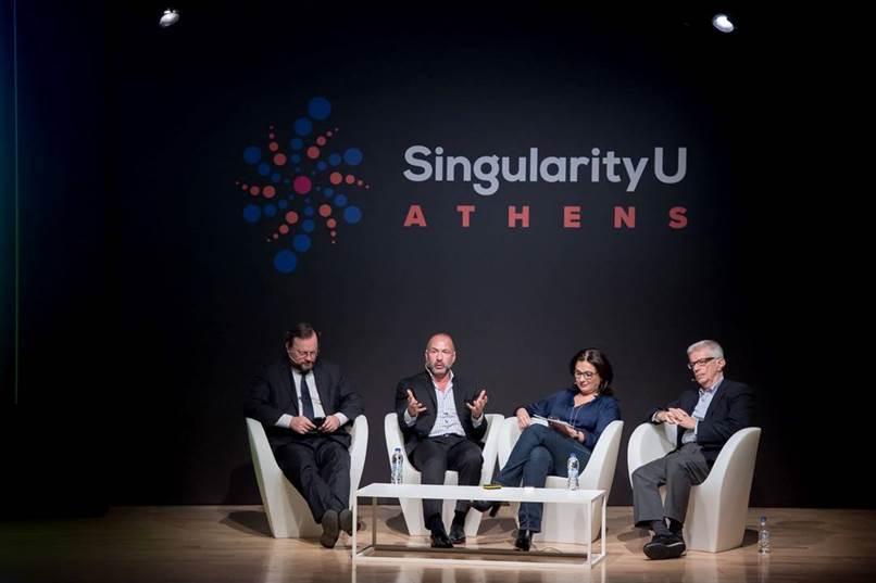Πρόγραμμα SingularityU: Η τεχνολογία για την βελτίωση της ζωής μας