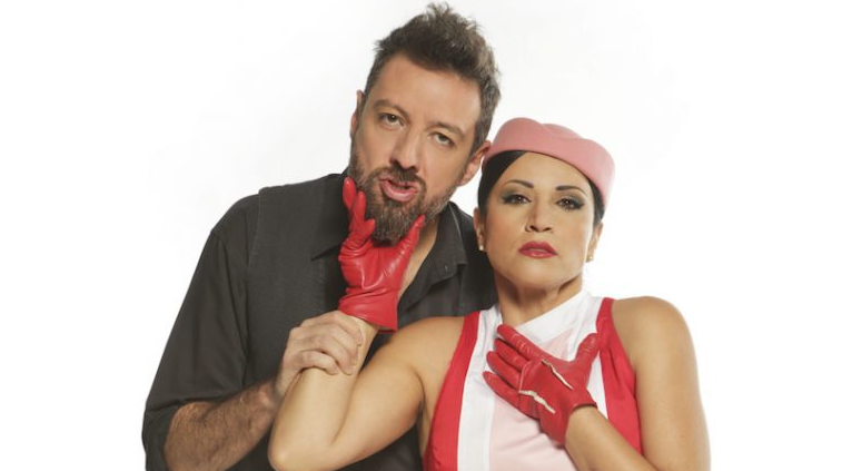 ηθοποιός παίρνει τη θέση του Μάνου Παπαγιάννη θέατρο Χυτήριο για το περιστατικό