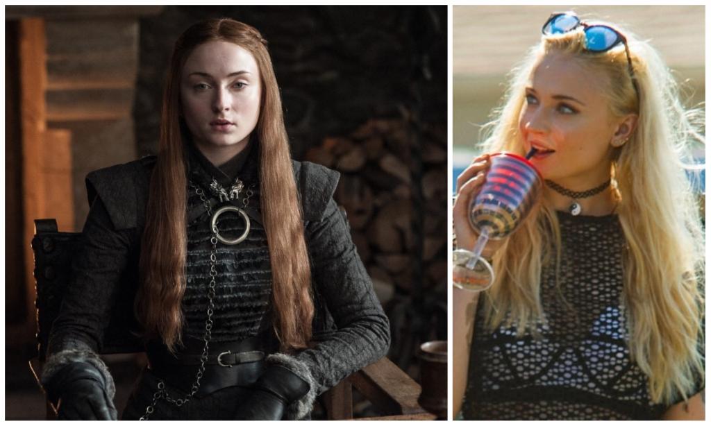 Sansa Stark τουGame of Thrones