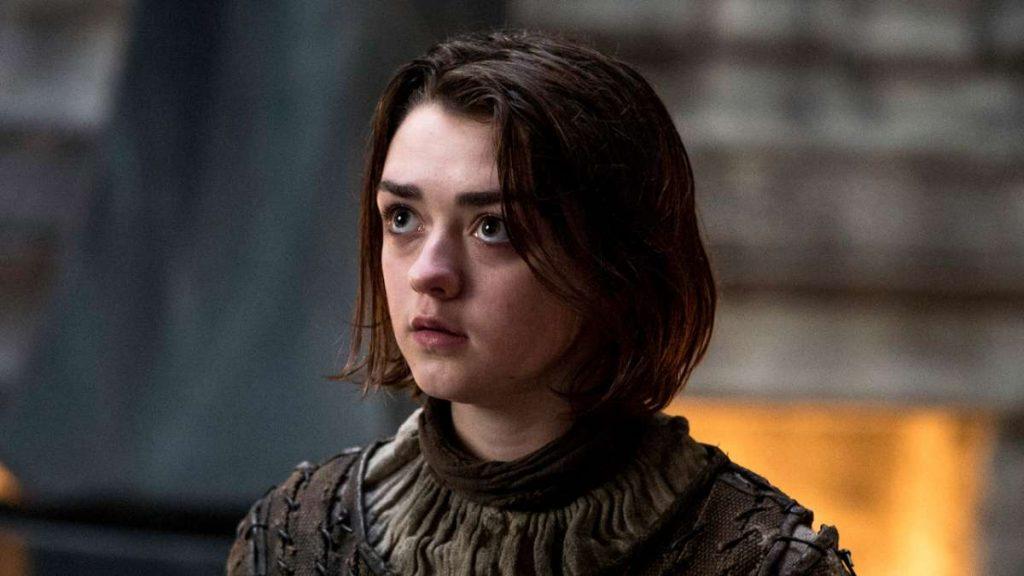 Arya από το Game of Thrones