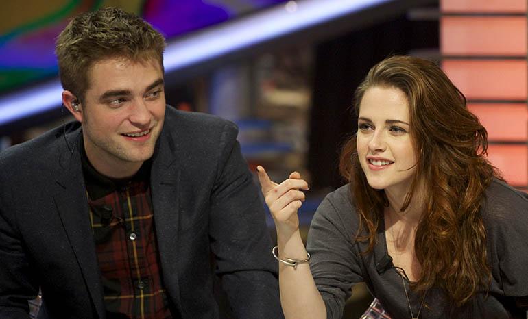 Robert Pattinson και Kristen Stewart
