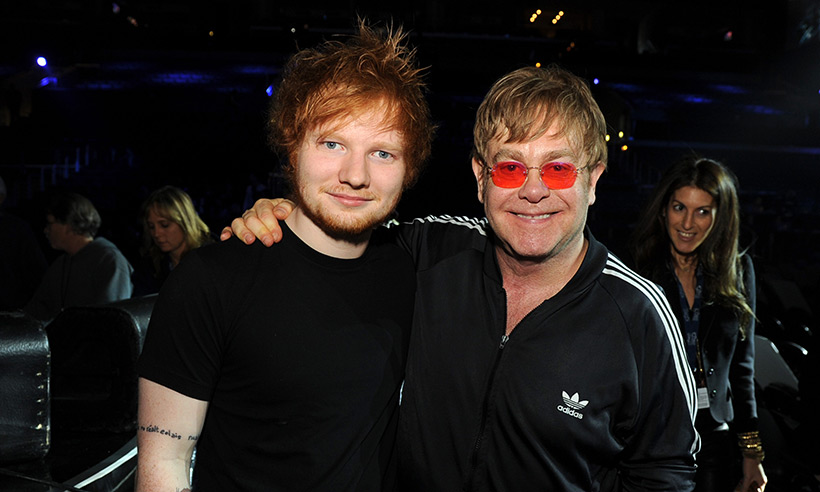 Ed Sheeran στα BRIT Awards 2018